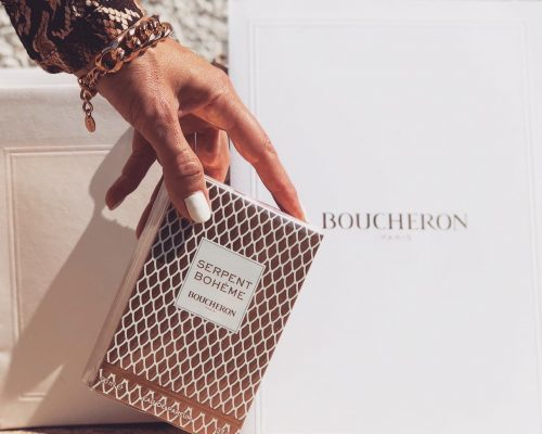 Новото бижу на Boucheron Parfums
